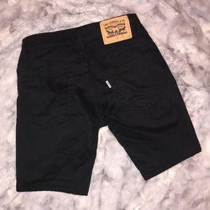 Boy's Levi's 511 slim shorts